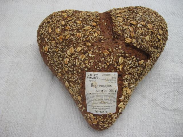Megkóstoltuk: repcemagos kenyér