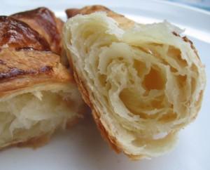A feltárulkozó croissant