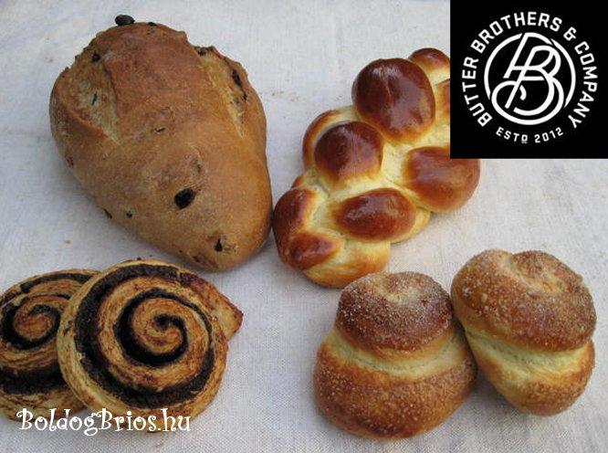 Kóstolgatjuk: Butter Brothers pékség