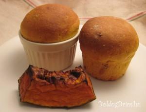Tökös fügés kenyér
