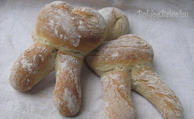 Citromos kenyér