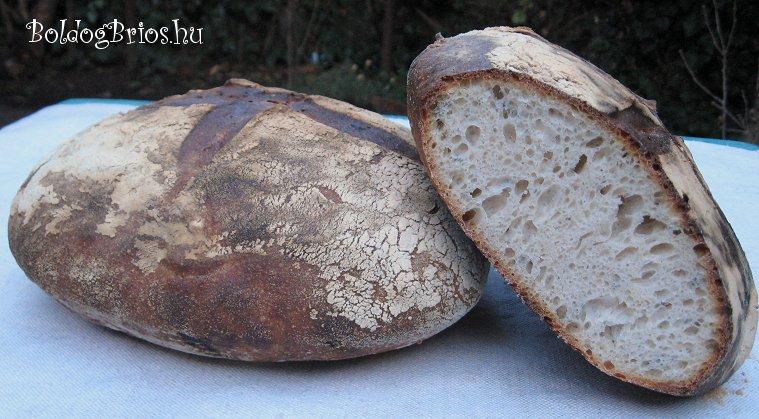 Kovászos kenyerem