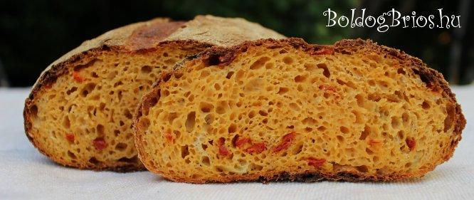 Szüreti kenyér recept