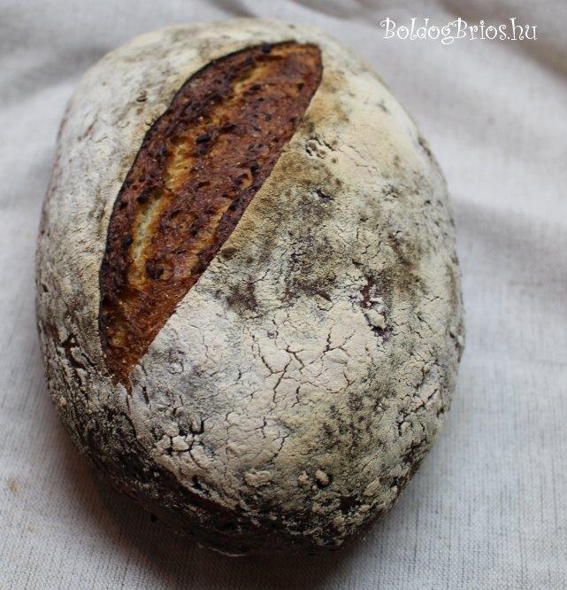 Pityókás kenyér recept