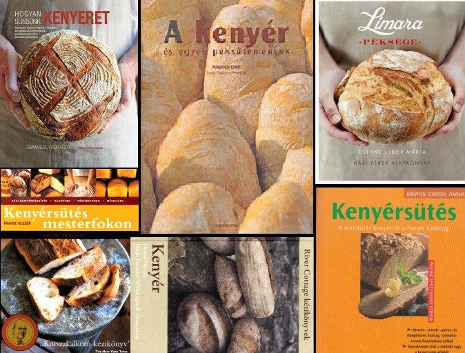 Melyik kenyeres könyvet szeressem?