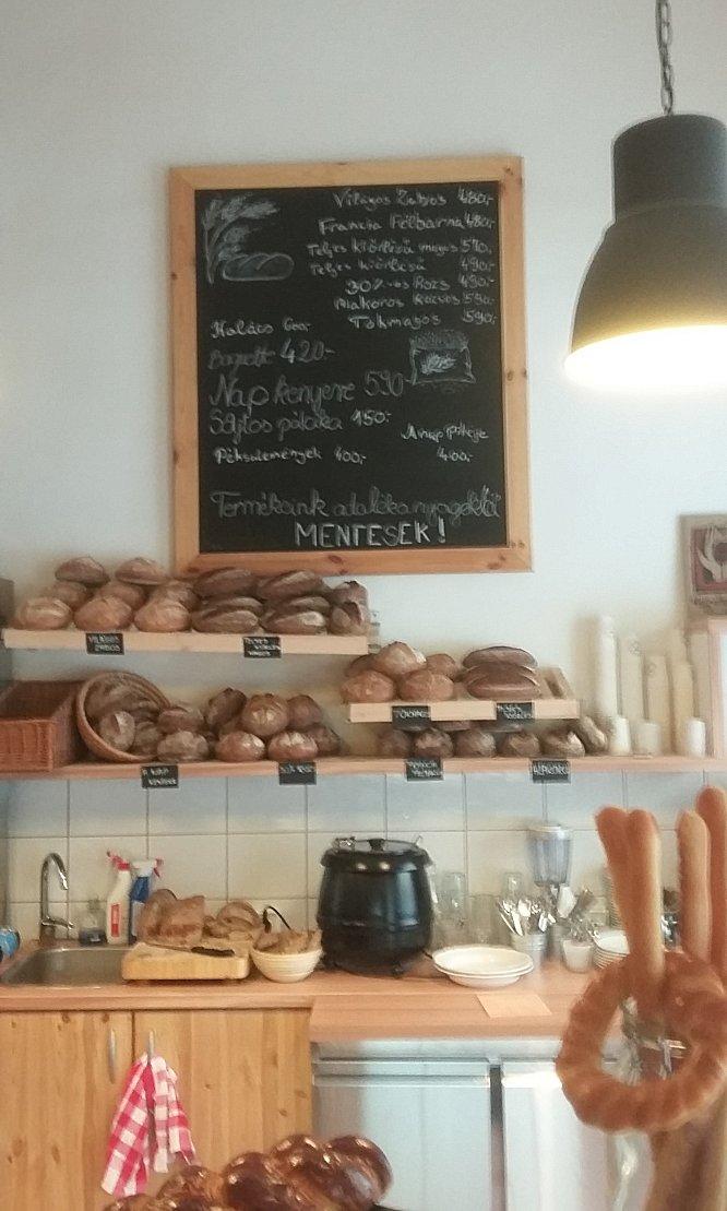 Kóstolgatjuk: Artizán pékség, Budapest