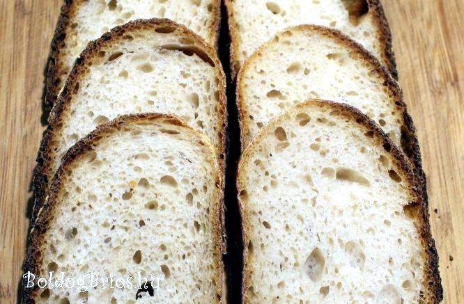 Gömöri burgonyás kenyér recept
