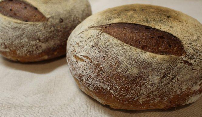 Gömöri burgonyás kenyér