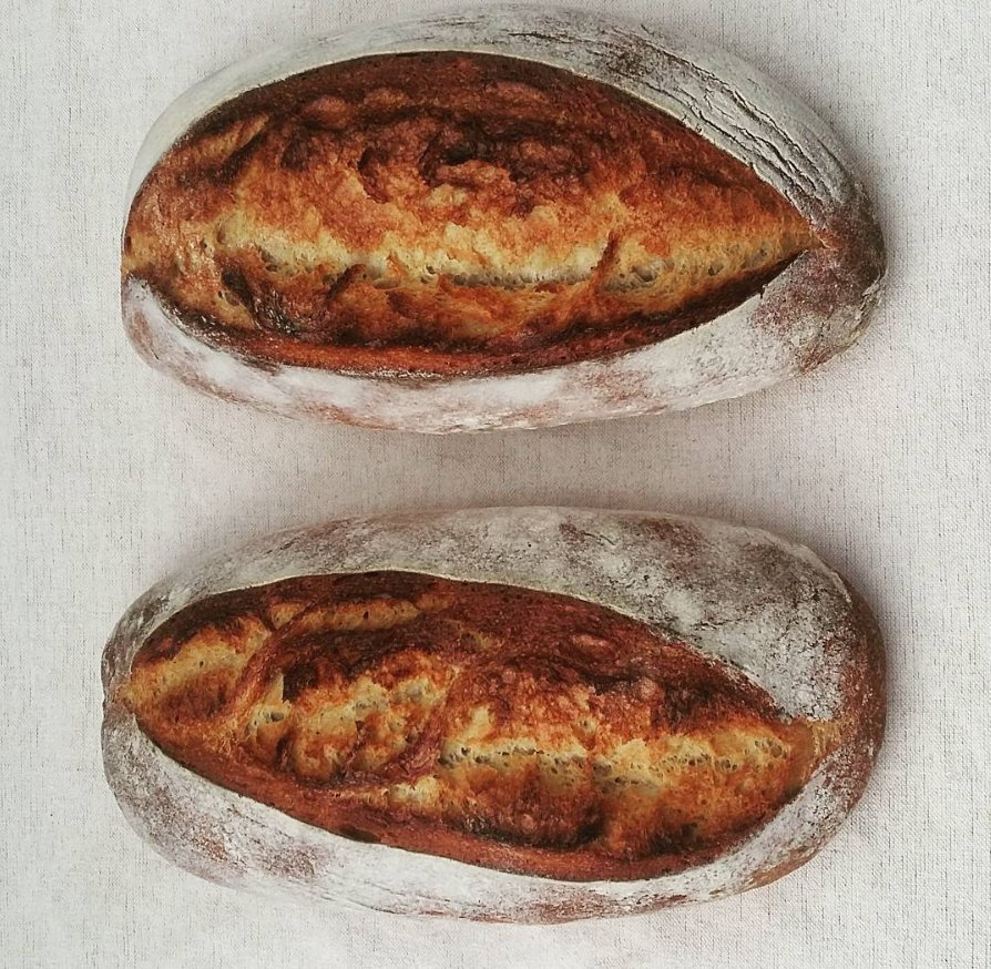 Bácskai kovászos kenyér