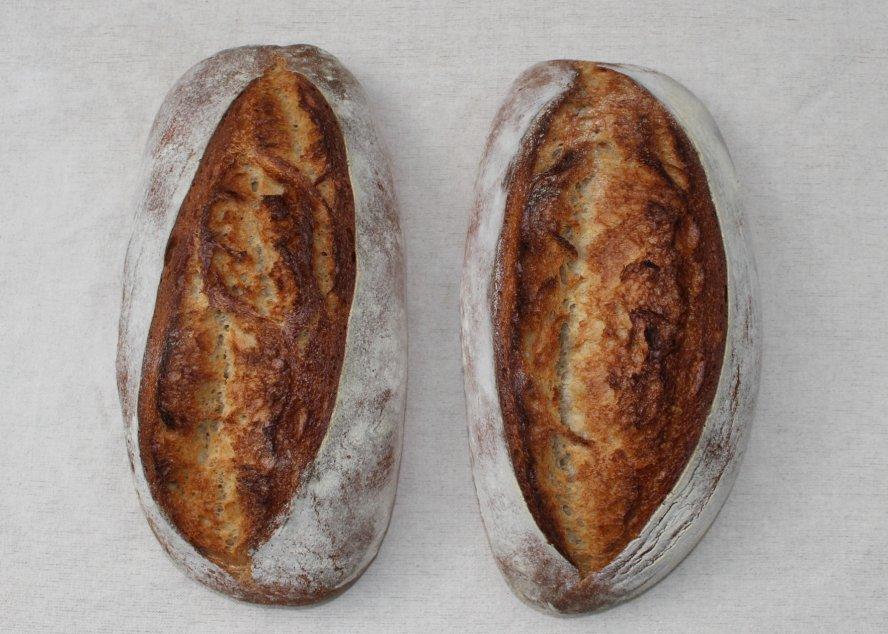 Múltidéző: Bácskai kovászos kenyér recept
