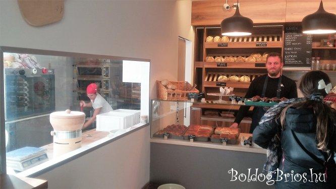 Kóstolgatjuk: Péklány pékség, Balatonfüred
