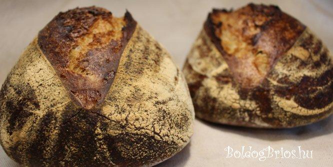 Tartine-féle kenyér