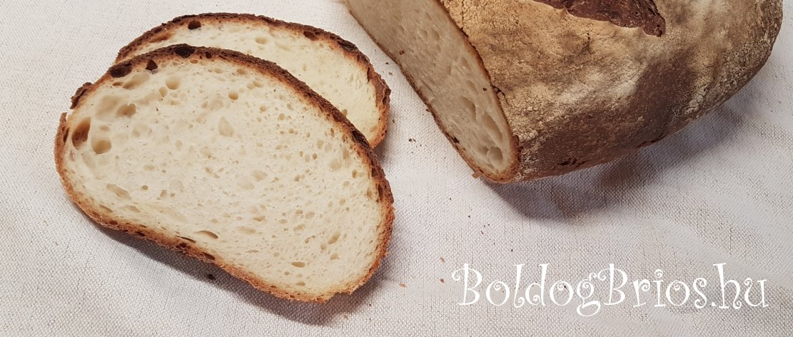 Aludttejes kenyér recept